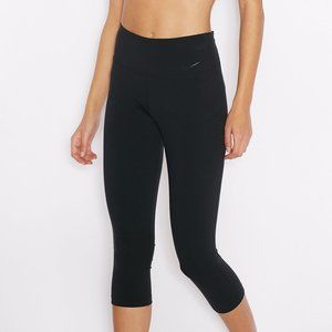 Nike Legendary Capri Tight Leggings Black 582791